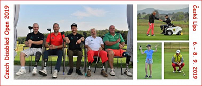 Czech Disabled Open 2019