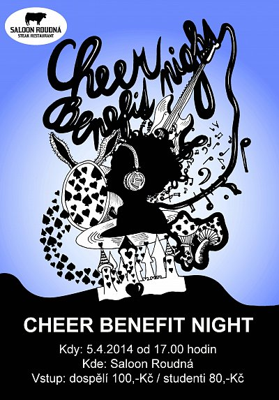 Cheer Benefit night